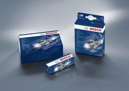 Свічки запалювання Bosch