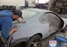 Підготовка авто до фарбування