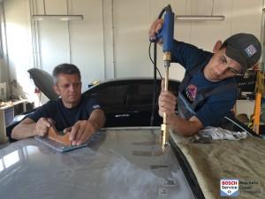 ремонт даху авто