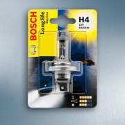 Лампи Longlife від Bosch