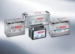 Акумулятори Bosch