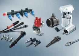 Компоненти бензинових систем Bosch