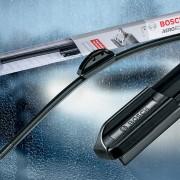 Безкаркасні склоочисники Bosch AeroEco