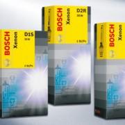 Лампи Xenon від Bosch
